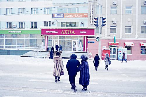 , О моей поездке в Якутск и знакомстве с YKT.RU в декабре 2013 г. Часть 1.