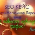 seo кейс интернет-магазина